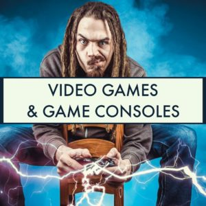 Video Games & Game Consoles