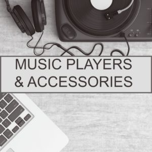 Music Players & Accessories