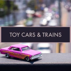 Toy Cars & Trains