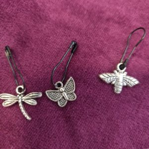 Zipper Pull 12 clips, charm for all ages and styles! Selling in sets!